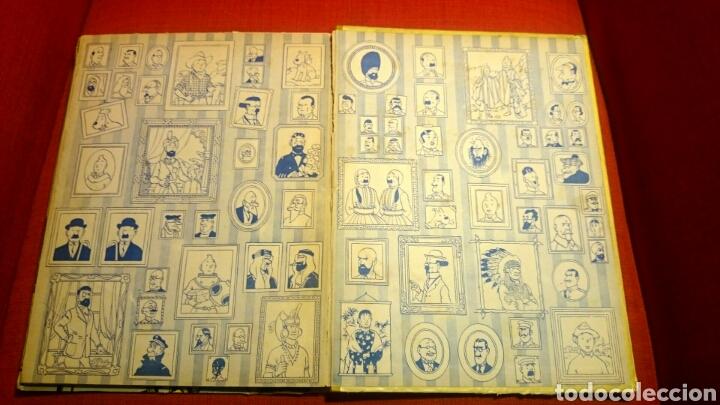 Cómics: TINTIN-LES JOIES DE LA CASTAFIORE-CATALA-REIMPRESIO 1965 - Foto 4 - 102506716
