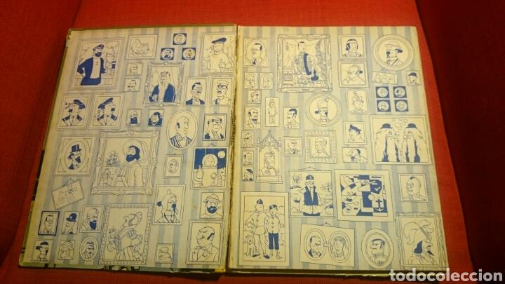 Cómics: TINTIN-LES JOIES DE LA CASTAFIORE-CATALA-REIMPRESIO 1965 - Foto 5 - 102506716