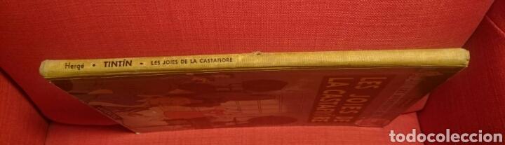 Cómics: TINTIN-LES JOIES DE LA CASTAFIORE-CATALA-REIMPRESIO 1965 - Foto 7 - 102506716