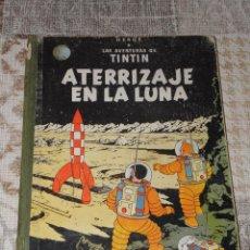 Cómics: JUVENTUD TINTIN ATERRIZAJE EN LA LUNA 4ª CUARTA EDICIÓN. Lote 87175760
