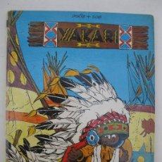Cómics: YAKARI - Nº 1 - DERIB & JOB - EN CATALÁN - EDITORIAL JUVENTUD - AÑO 1979.. Lote 87244208