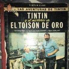 Cómics: ANTIGUO CÓMIC TEBEO TINTÍN Y EL MISTERIO DEL TOISON DE ORO. Lote 87379508