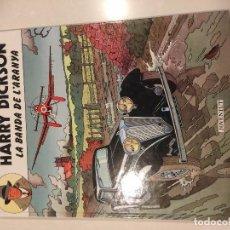 Cómics: HARRY DICKSON - LA BANDA DE L'ARANYA ( CATALAN). Lote 87539524