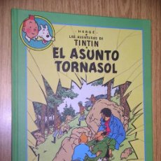 Cómics: TINTIN, ÁLBUM DOBLE, EL ASUNTO TORNASOL + STOCK DE COKE, HERGÉ, ED CIRCULO, AÑO 1993. Lote 245584180