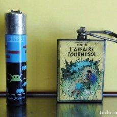 Cómics: LLAVERO DE TINTIN - L'AFFAIRE TOURNESOL - PARA COLECCIONISTAS © HERGE . Lote 87914792