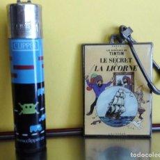 Cómics: LLAVERO DE TINTIN - LE SECRET DE LA LICORNE - PARA COLECCIONISTAS © HERGE . Lote 87915760