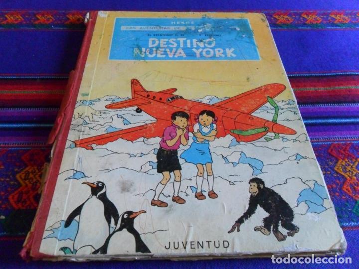 Cómics: JO ZETTE Y JOCKO EL STRATONEF H 22 1º EPISODIO TESTAMENTO DE MR PUMP 1ª ED REGALO DESTINO NUEVA YORK - Foto 2 - 53948407