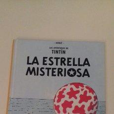 Comics - TINTIN LA ESTRELLA MISTERIOSA Casterman 2001 Descatalogado Perfecto estado - 158279901