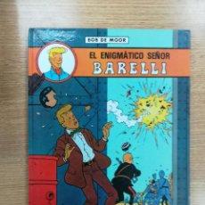 Cómics: BARELLI #1 EL ENIGMATICO SEÑOR BARELLI. Lote 89818008