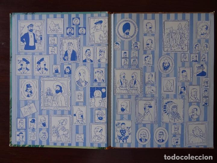 Cómics: TINTIN - LE TRESOR DE RACKHAM LE ROUGE - CASTERMAN - B26 - 1958/1959 - Foto 2 - 90079156