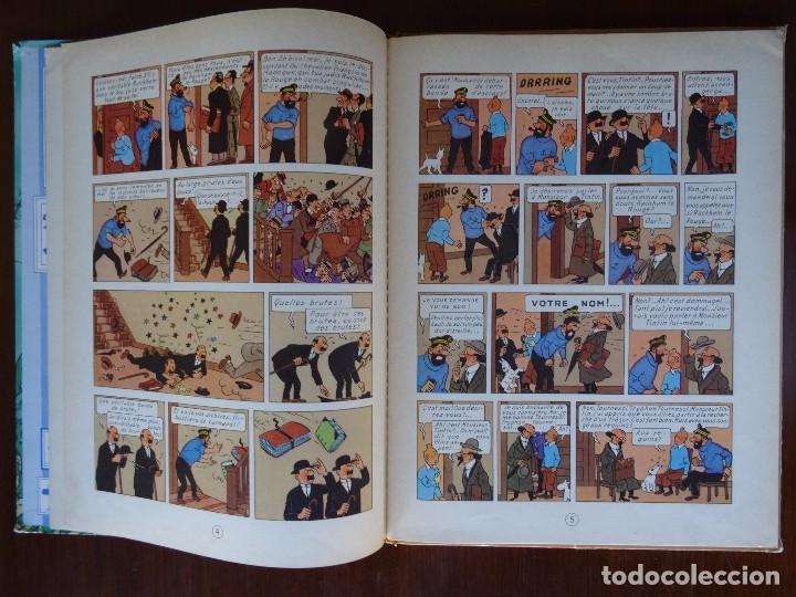Cómics: TINTIN - LE TRESOR DE RACKHAM LE ROUGE - CASTERMAN - B26 - 1958/1959 - Foto 7 - 90079156