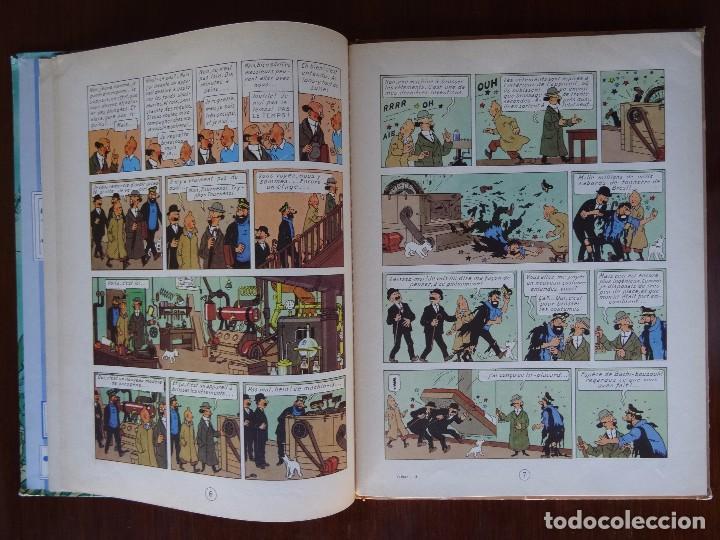 Cómics: TINTIN - LE TRESOR DE RACKHAM LE ROUGE - CASTERMAN - B26 - 1958/1959 - Foto 8 - 90079156