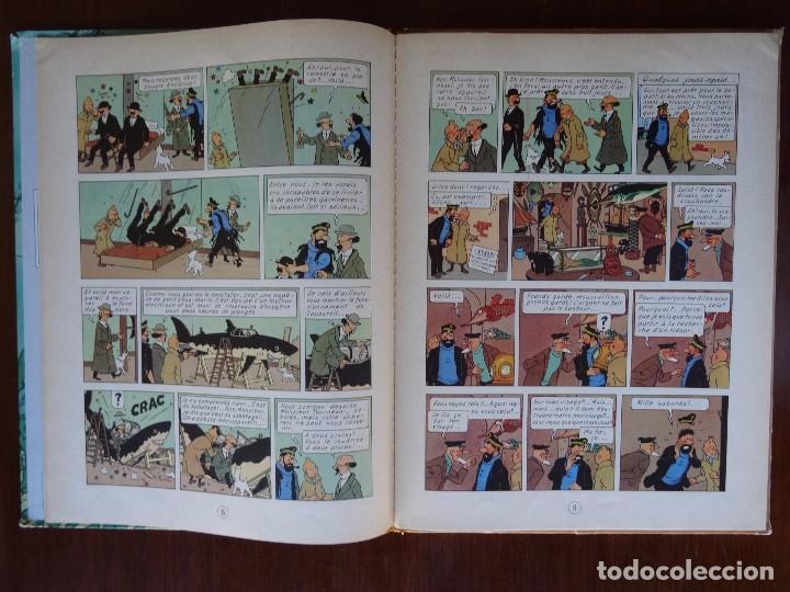 Cómics: TINTIN - LE TRESOR DE RACKHAM LE ROUGE - CASTERMAN - B26 - 1958/1959 - Foto 9 - 90079156