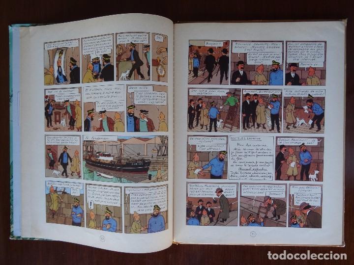 Cómics: TINTIN - LE TRESOR DE RACKHAM LE ROUGE - CASTERMAN - B26 - 1958/1959 - Foto 10 - 90079156