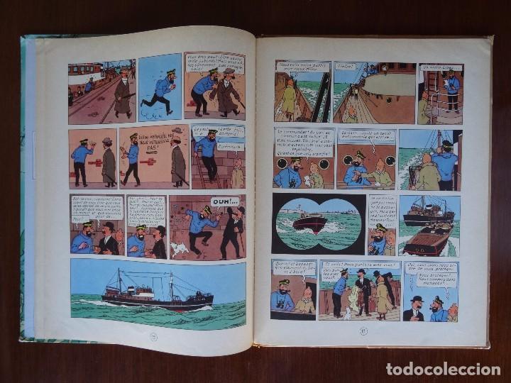 Cómics: TINTIN - LE TRESOR DE RACKHAM LE ROUGE - CASTERMAN - B26 - 1958/1959 - Foto 12 - 90079156