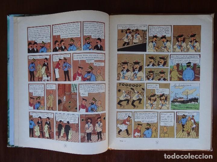 Cómics: TINTIN - LE TRESOR DE RACKHAM LE ROUGE - CASTERMAN - B26 - 1958/1959 - Foto 13 - 90079156