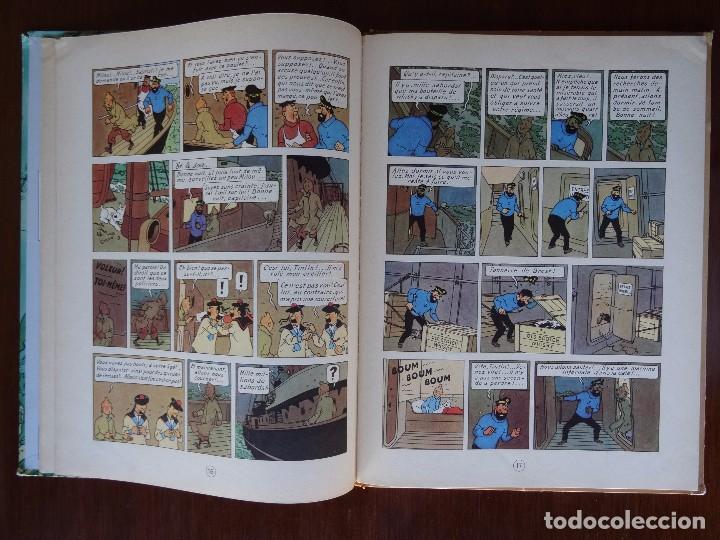Cómics: TINTIN - LE TRESOR DE RACKHAM LE ROUGE - CASTERMAN - B26 - 1958/1959 - Foto 14 - 90079156
