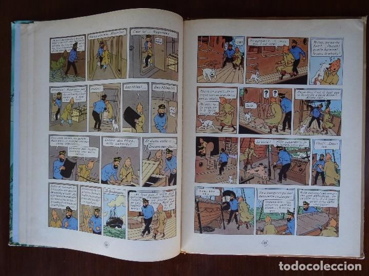 Cómics: TINTIN - LE TRESOR DE RACKHAM LE ROUGE - CASTERMAN - B26 - 1958/1959 - Foto 15 - 90079156