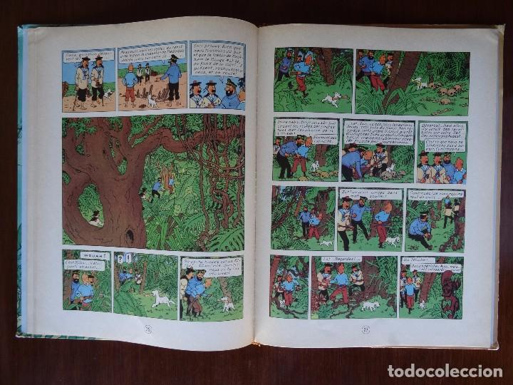 Cómics: TINTIN - LE TRESOR DE RACKHAM LE ROUGE - CASTERMAN - B26 - 1958/1959 - Foto 19 - 90079156