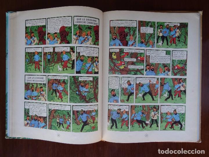 Cómics: TINTIN - LE TRESOR DE RACKHAM LE ROUGE - CASTERMAN - B26 - 1958/1959 - Foto 20 - 90079156