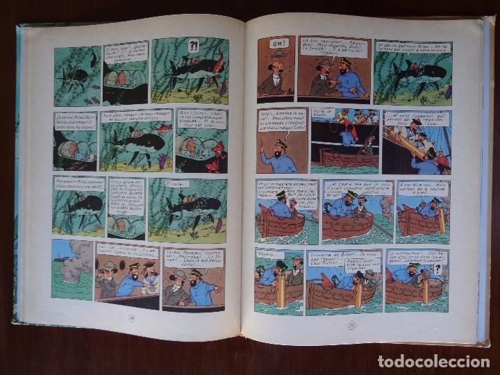 Cómics: TINTIN - LE TRESOR DE RACKHAM LE ROUGE - CASTERMAN - B26 - 1958/1959 - Foto 23 - 90079156