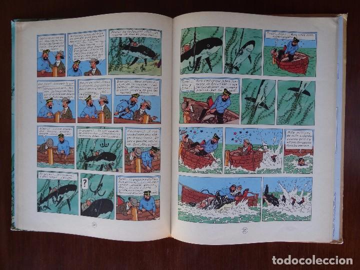 Cómics: TINTIN - LE TRESOR DE RACKHAM LE ROUGE - CASTERMAN - B26 - 1958/1959 - Foto 24 - 90079156