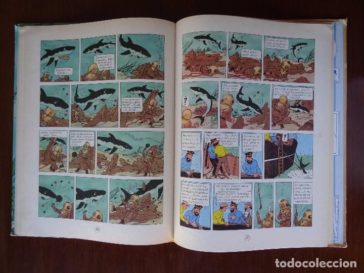 Cómics: TINTIN - LE TRESOR DE RACKHAM LE ROUGE - CASTERMAN - B26 - 1958/1959 - Foto 28 - 90079156