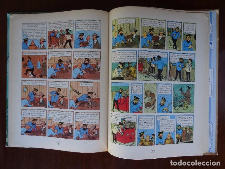 Cómics: TINTIN - LE TRESOR DE RACKHAM LE ROUGE - CASTERMAN - B26 - 1958/1959 - Foto 29 - 90079156