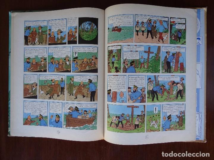 Cómics: TINTIN - LE TRESOR DE RACKHAM LE ROUGE - CASTERMAN - B26 - 1958/1959 - Foto 30 - 90079156
