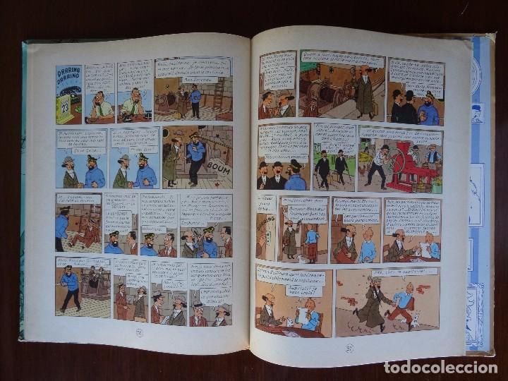 Cómics: TINTIN - LE TRESOR DE RACKHAM LE ROUGE - CASTERMAN - B26 - 1958/1959 - Foto 33 - 90079156