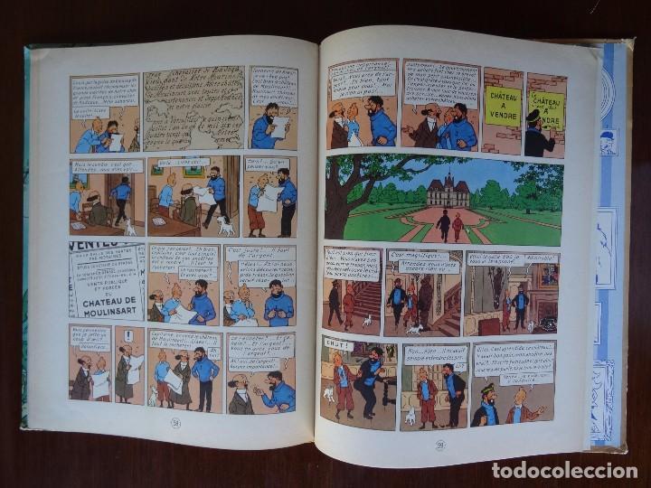 Cómics: TINTIN - LE TRESOR DE RACKHAM LE ROUGE - CASTERMAN - B26 - 1958/1959 - Foto 34 - 90079156