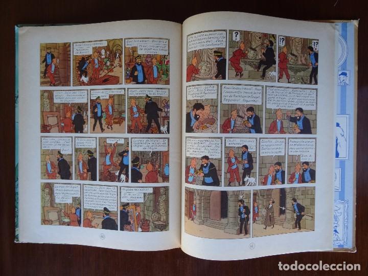Cómics: TINTIN - LE TRESOR DE RACKHAM LE ROUGE - CASTERMAN - B26 - 1958/1959 - Foto 35 - 90079156