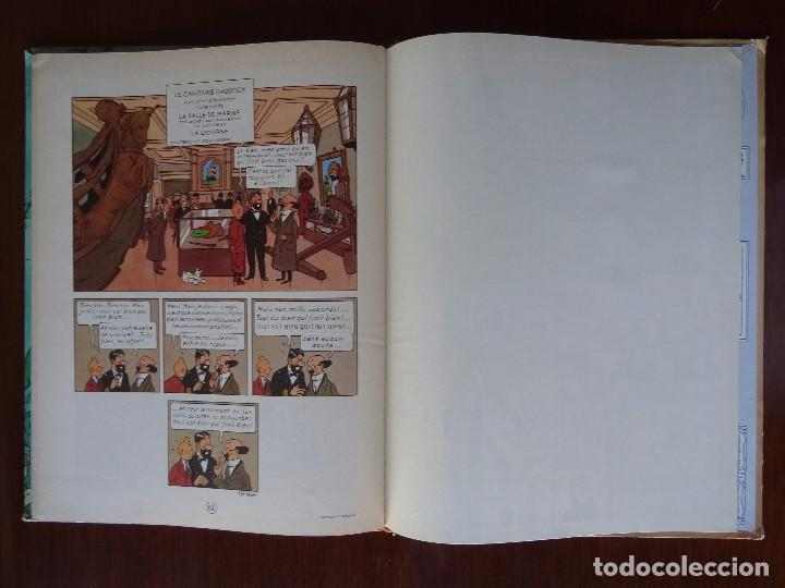 Cómics: TINTIN - LE TRESOR DE RACKHAM LE ROUGE - CASTERMAN - B26 - 1958/1959 - Foto 36 - 90079156