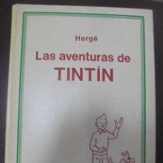 Cómics: LAS AVENTURAS DE TINTIN. HERGE. TOMO 4. EDITORIAL JUVENTUD. STUDIO-CREDILIBRO. BUEN ESTADO. Lote 90506150