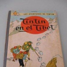 Cómics: TINTÍN EN EL TÍBET - 3ª EDICIÓN 1967 (CON TODAS LAS FOTOS DEL CÓMIC, MIRE DENTRO). Lote 209238570