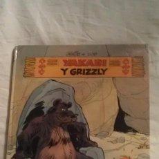 Cómics: YAKARI Y GRIZZLY N. 5. Lote 93024725