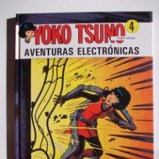 Cómics: YOKO TSUNO - AVENTURAS ELECTRONICAS -Nº 4 - JUVENTUD-MUY BUEN ESTADO. Lote 93331380