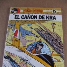 Cómics: YOKO TSUNO Nº 15 EL CAÑON DE KRA EDITORIAL JUVENTUD TAPA DURA. Lote 93339785