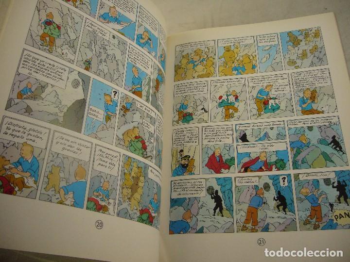 Cómics: Las Aventuras de Tintin - Objetivo: La luna - Foto 2 - 93601155