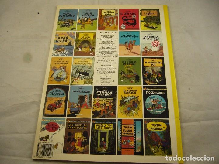 Cómics: Las Aventuras de Tintin - Objetivo: La luna - Foto 4 - 93601155