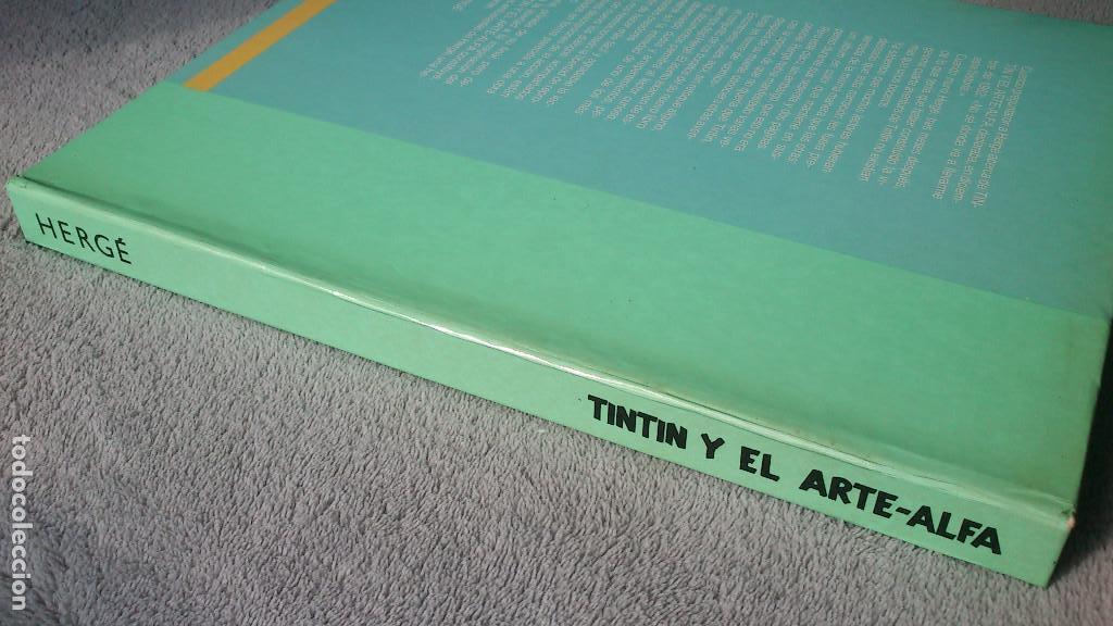 Cómics: TINTIN Y EL ARTE-ALFA - HERGÉ - JUVENTUD - 1ª EDICIÓN 1987 - NUEVO - Foto 6 - 93869075