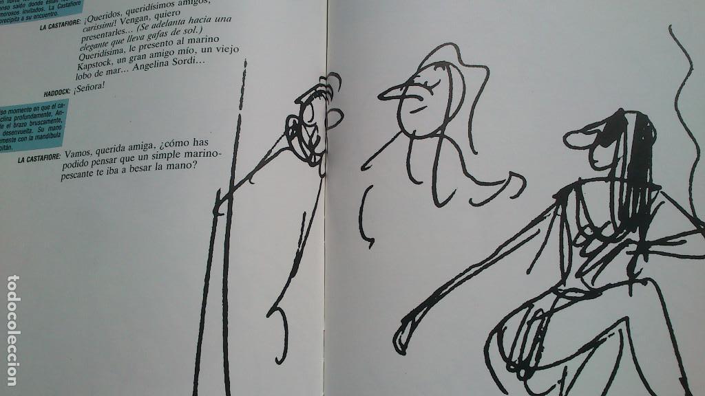 Cómics: TINTIN Y EL ARTE-ALFA - HERGÉ - JUVENTUD - 1ª EDICIÓN 1987 - NUEVO - Foto 15 - 93869075