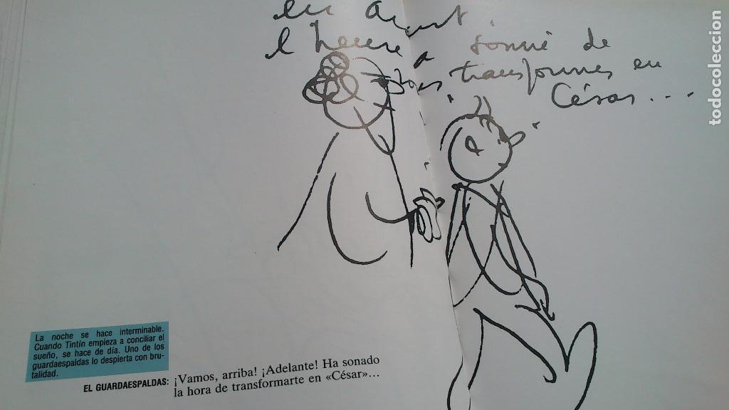 Cómics: TINTIN Y EL ARTE-ALFA - HERGÉ - JUVENTUD - 1ª EDICIÓN 1987 - NUEVO - Foto 16 - 93869075