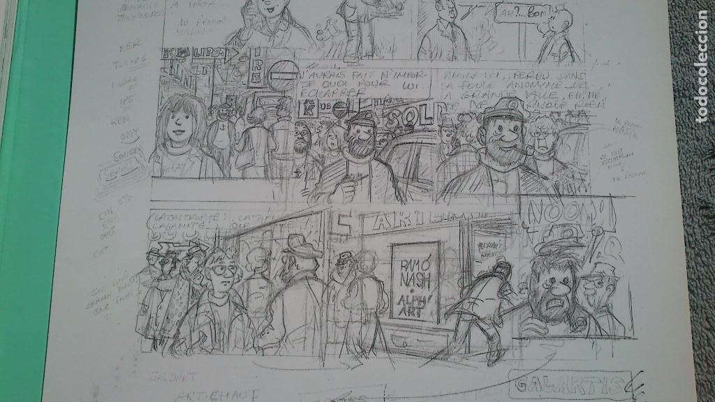 Cómics: TINTIN Y EL ARTE-ALFA - HERGÉ - JUVENTUD - 1ª EDICIÓN 1987 - NUEVO - Foto 22 - 93869075
