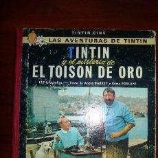 Cómics: TINTÍN Y EL MISTERIO DEL TOISON DE ORO. (LAS AVENTURAS DE TINTÍN) (TINTÍN CINE). Lote 93997105