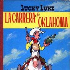 Cómics: LUCKY LUKE-GRIJALBO-AÑO 1982-COLOR-Nº1-2-4-8-9-10-11-15-17-20-24-28-TAPA DURA. Lote 94844091