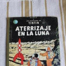 Cómics: LAS AVENTURAS DE TINTIN: ATERRIZAJE EN LA LUNA: QUINTA EDICION . Lote 94975479