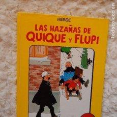 Cómics: LAS HAZAÑAS DE QUIQUE Y FLUPI - N. 2. Lote 95035175