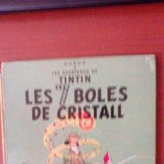 Cómics: LES 7 BOLES DE CRISTALL. Lote 95633527