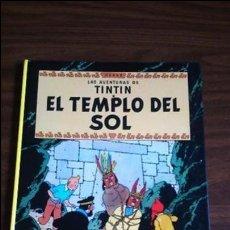 Cómics: EL TEMPLO DEL SOL. Lote 95969043